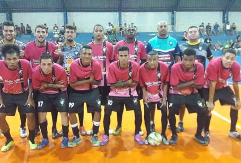 Vitória coloca Deportivo Sanka na ponta do torneio de Araraquara