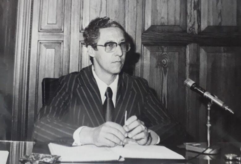 Jamir Schiavone, um presidente da Câmara que marcou a história