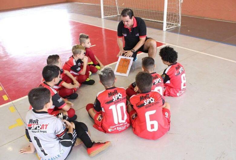 Copa Palmeiras e Paulista Sul Minas agitam semana do Multi Esporte/La Salle