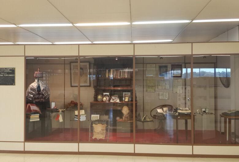 Coleções de obras raras e especiais estão expostas na Biblioteca Comunitária da UFSCar
