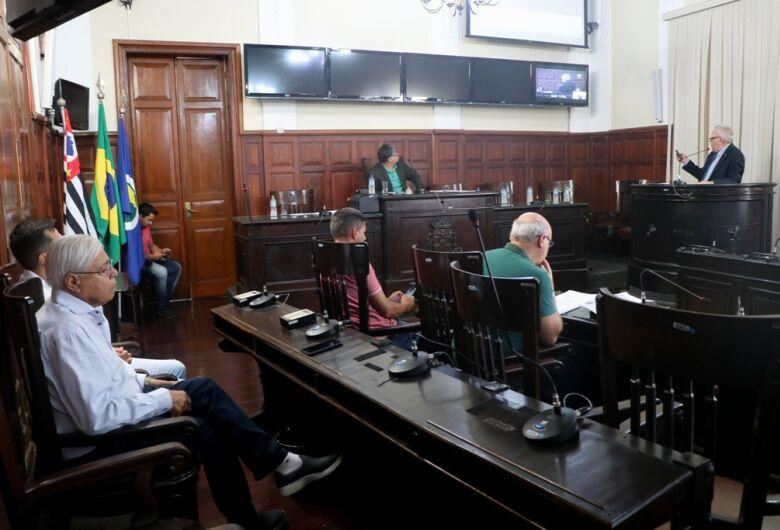 Secretários municipais apresentam atividades em audiência pública no Legislativo