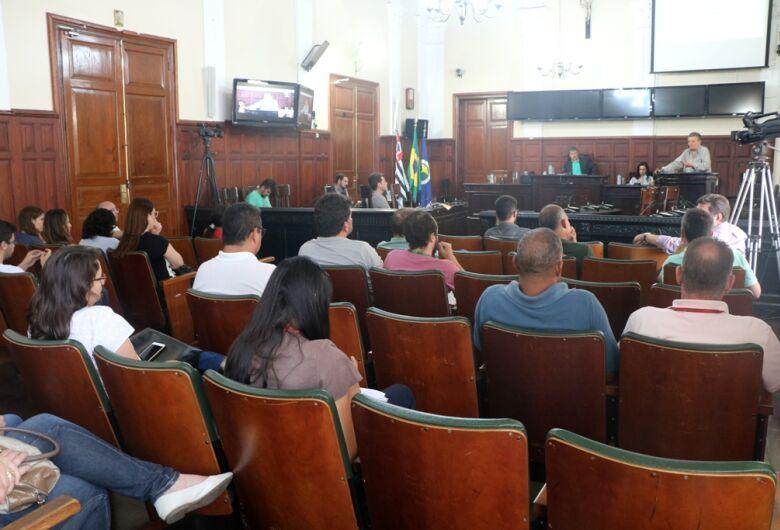 Câmara dá continuidade a audiências públicas com secretários municipais