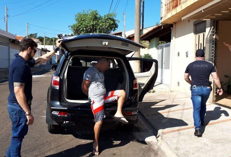 Polícia Civil realiza Operação #PC27 em São Carlos