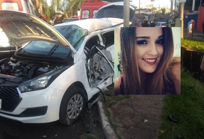 Enfermeira da Santa Casa de São Carlos sofre grave acidente