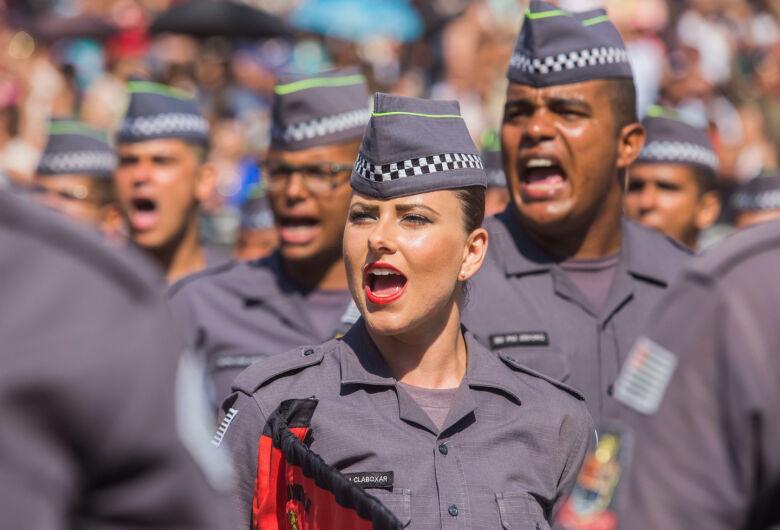 Polícia Militar abre concurso com 2.700 vagas para soldado