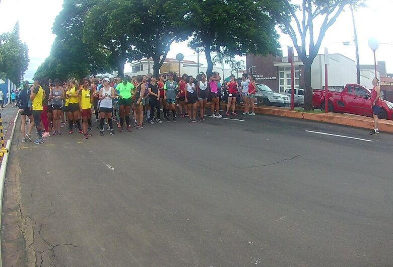 No domingo, Prefeitura de Ibaté realiza mais uma etapa do Campeonato Corrida Treino de Rua
