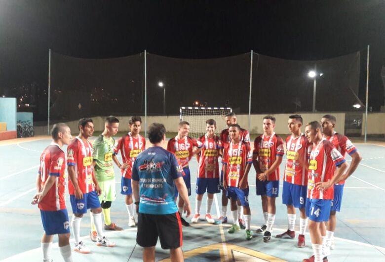 São Carlos Futsal entra em cena na Taça EPTV