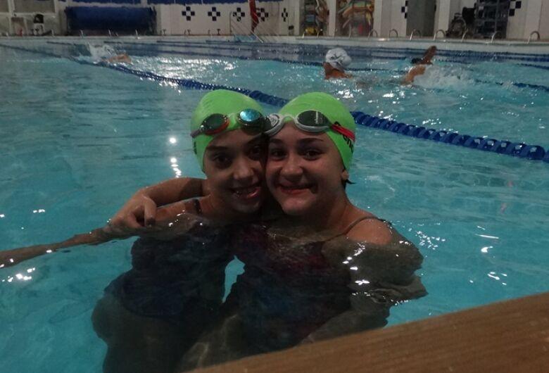 Talentos da natação são-carlense miram índices para o Kim Mollo