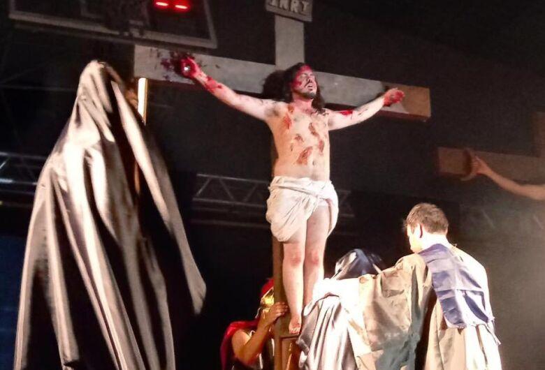 Paixão de Cristo deve atrair duas mil pessoas no Santa Felícia