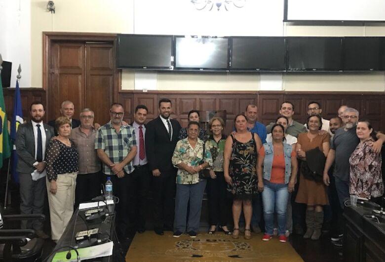 """Vereador Rodson denomina de """"Casa de Passagem Reynaldo Bertolino Neto"""" o antigo albergue noturno"""