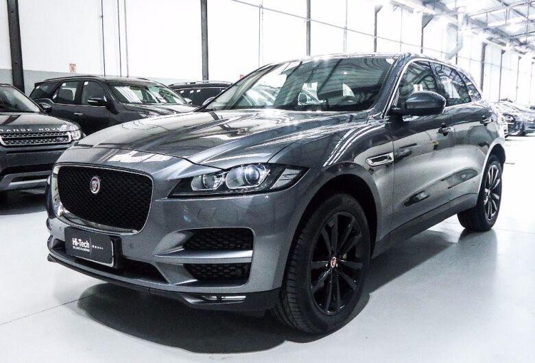 Jaguar roubado no trevo do Santa Felícia é encontrado queimado