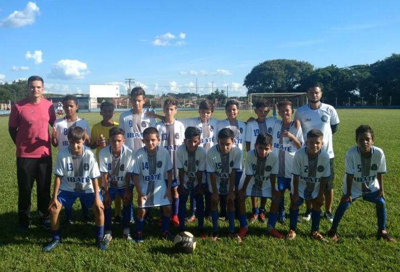 Ibaté estreia com vitória no Campeonato Regional de Base Américo  Brasiliense
