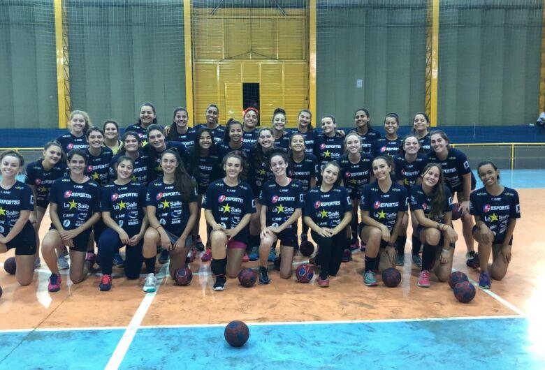 H7 Esportes/La Salle faz a estreia na Copa Derla e leva 48 atletas