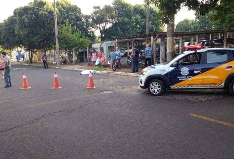 Homem é morto a facadas durante briga em cidade da região