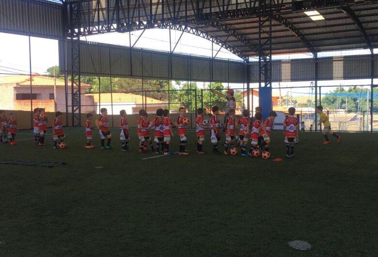 Baby foot da Mult Sport intensifica trabalho visando início do campeonato interno