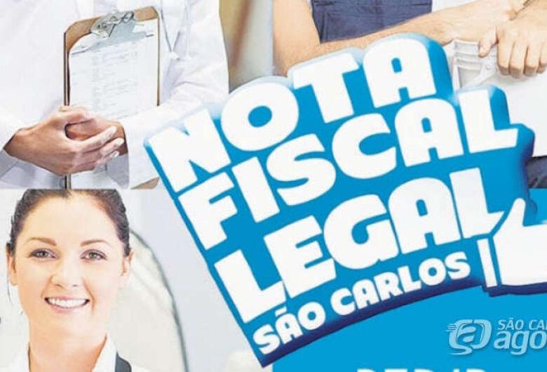 Prefeitura entrega prêmio aos vencedores do programa Nota Fiscal Legal