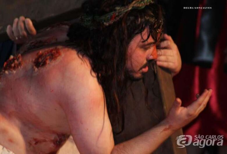 Veja onde ocorre a Encenação da Paixão de Cristo nesta sexta-feira Santa