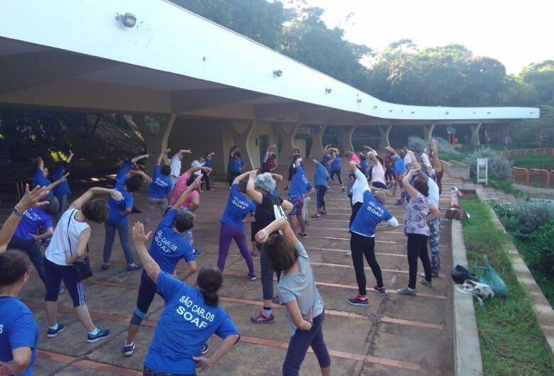 Grupos do SOAF realizam primeiro encontro de 2019 no Parque do Bicão