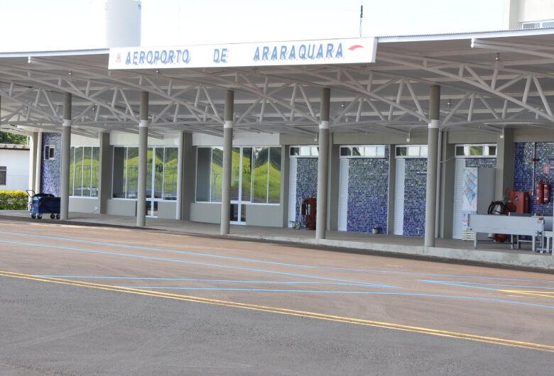 Aeroporto de Araraquara voltará a ter voos comerciais da Azul