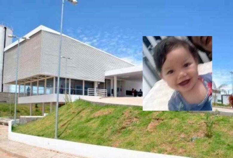 Menina de 1 ano e quatro meses morre engasgada com leite em São Carlos
