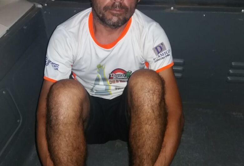 Foragido da cadeia é capturado em Ribeirão Bonito