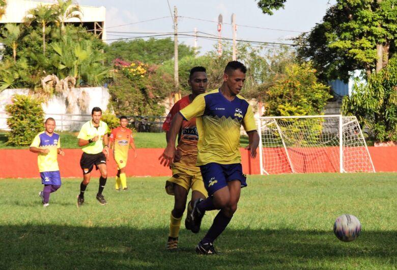 Jogos das quartas de final da Copa São Carlos terminam com vencedores no tempo normal