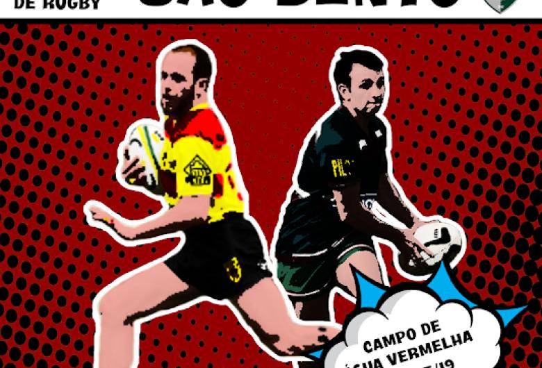 """""""Guerra Santa"""" em São Carlos marca a rodada do Paulista de Rugby"""