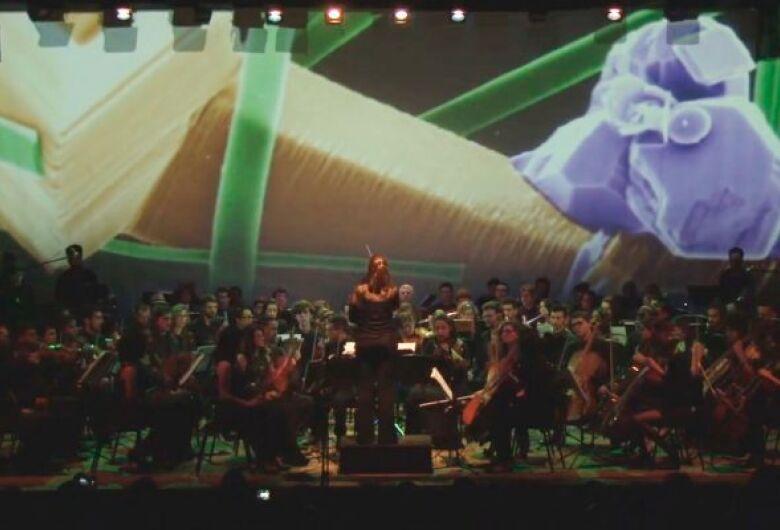 """UFSCar apresenta concerto """"Infinito em todas as direções"""""""