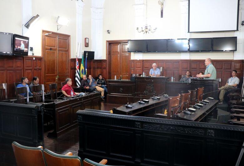 Readequação de áreas de interesse industrial é tema de audiência na Câmara Municipal