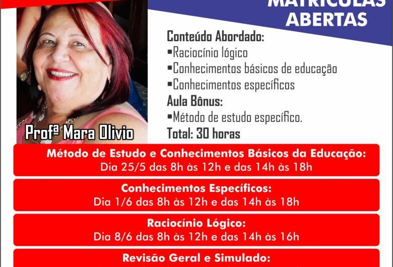 7 Dicas da Professora Mara Olivio para o Concurso da Prefeitura Municipal de São Carlos na Área de Educação