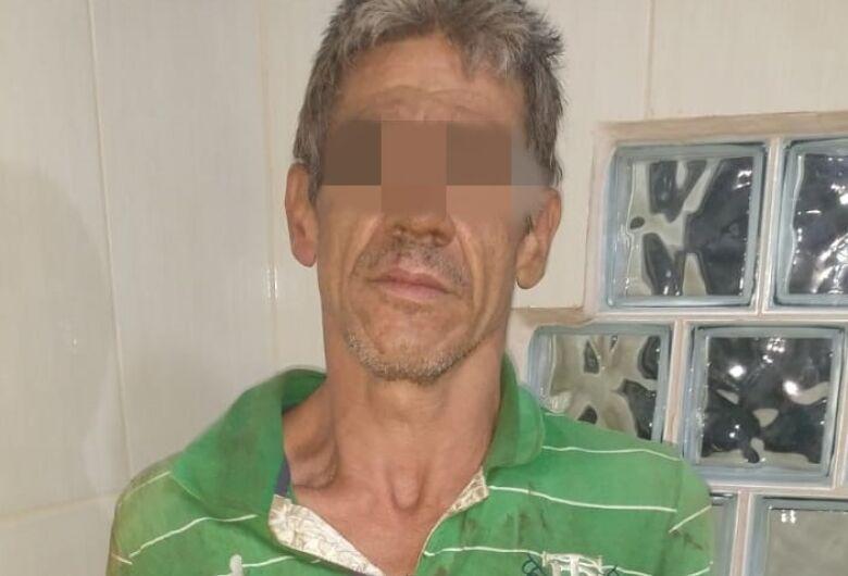 Ladrão é detido após furtar fiação elétrica no Jardim das Torres