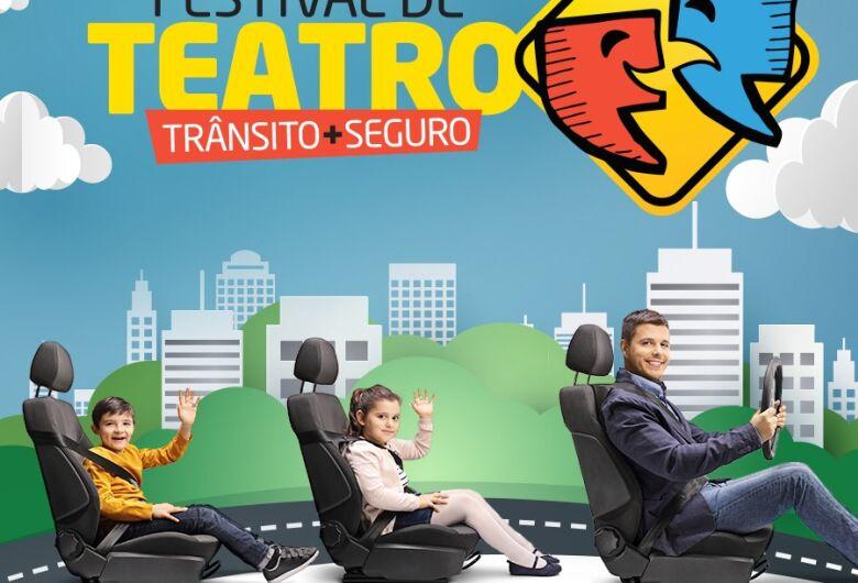 Inscrições para Festival de Teatro Trânsito Mais Seguro estão abertas
