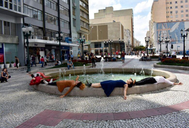 Grupo de Teatro-dança de São Carlos apresenta mostra em São Paulo