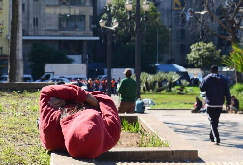 Sensação térmica chega aos 6ºC durante a madrugada em São Carlos
