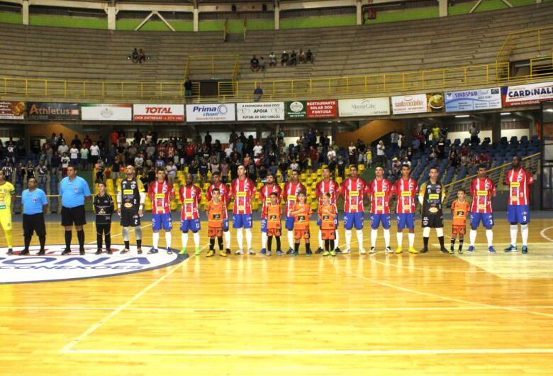 São Carlos Futsal quer fazer história, despachar Rio Claro e ir à final da Taça EPTV