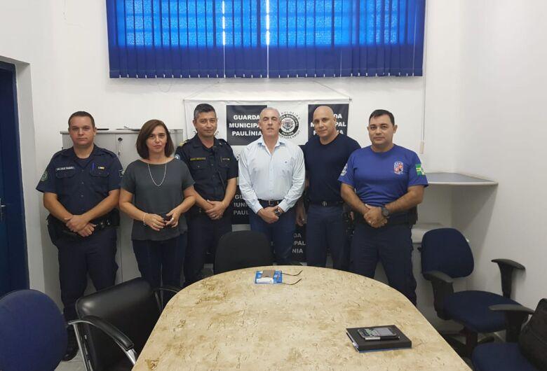 SSP de São Carlos trabalha no processo de armamento da Guarda Municipal