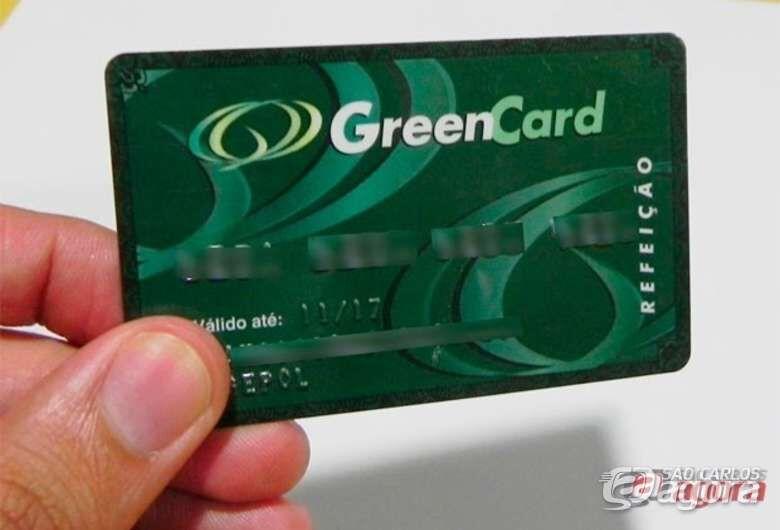 Green Card se compromete ampliar fiscalização para que estabelecimentos credenciados forneçam somente refeições prontas