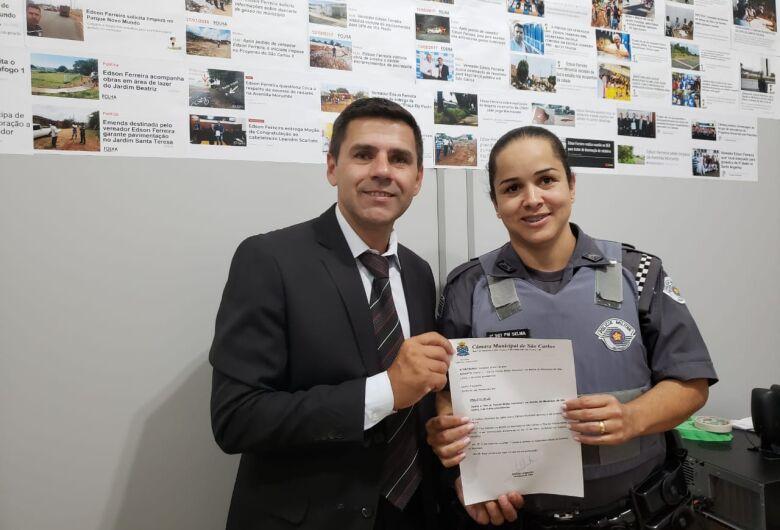 """Câmara Municipal aprova Projeto de Lei que institui o """"Dia do Policial Militar Feminino"""""""