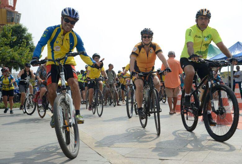 Iguatemi realiza mais um encontro de pedal nesta terça (21)