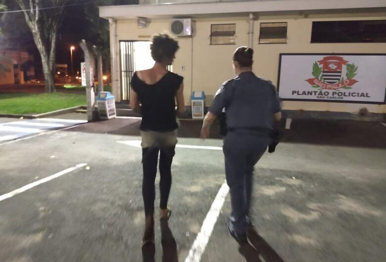 Procurado por furto é detido no Jardim Ricetti
