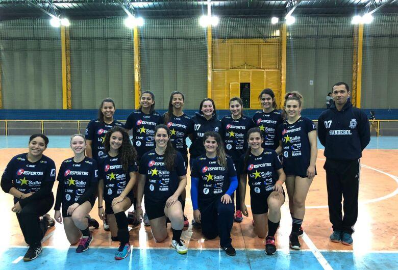 Líder, Pinheiros é o desafio do H7 Esportes/La Salle