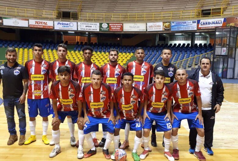 Multi Esporte/La Salle peca nas finalizações e fica no empate com Dobrada