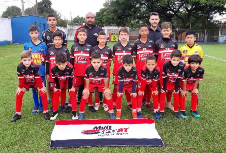 Multi Esporte/La Salle goleia no Campeonato Municipal