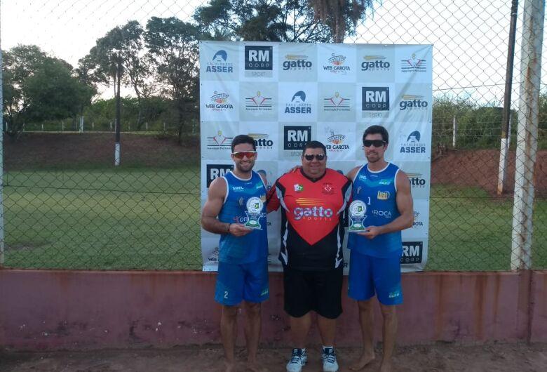 São-carlenses vencem segunda etapa do Campeonato da APV