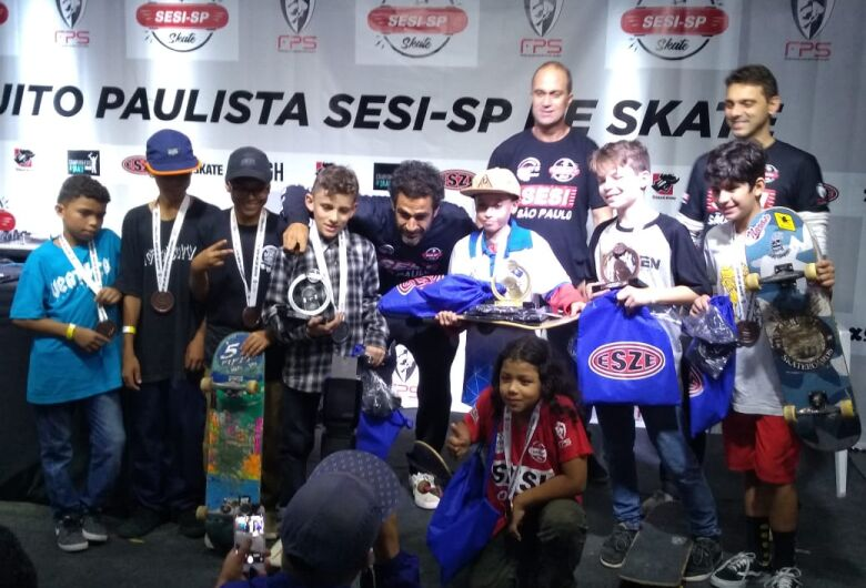 Skate promove inclusão social e revela talentos no São Carlos 8