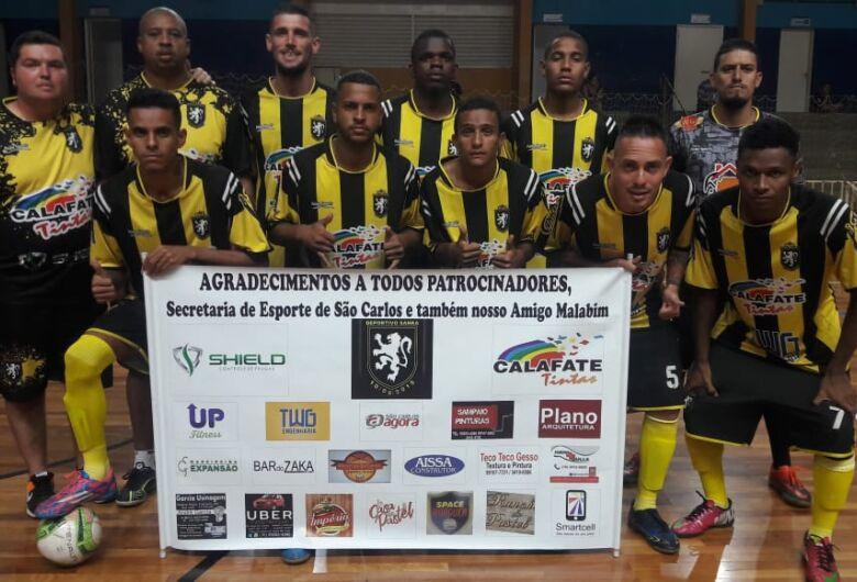 Deportivo Sanka encara o Virgens pela semifinal da Liga Araraquarense