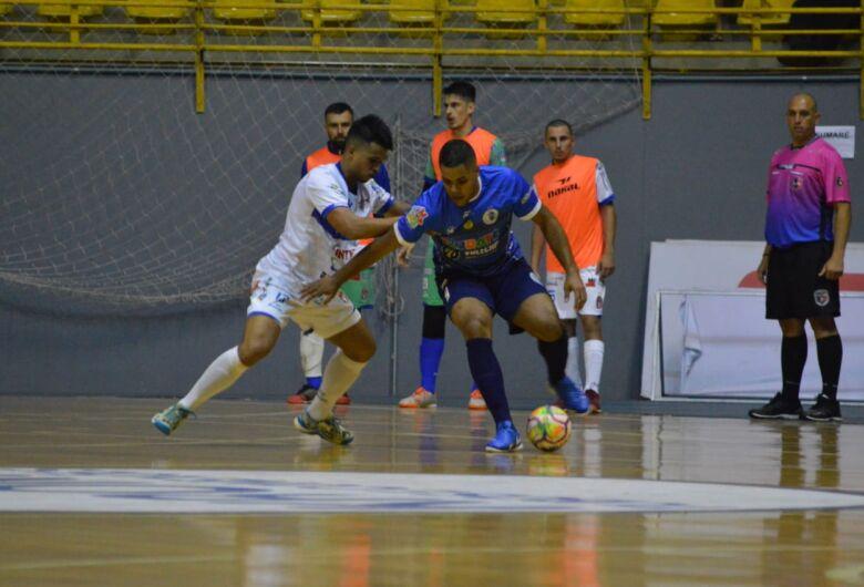 Pela Copa Paulista, São Carlos empata com o Taubaté e finaliza a primeira fase com a melhor campanha