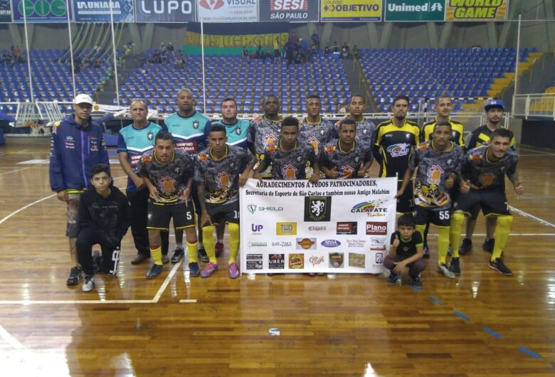 Deportivo Sanka pega o Azzura e busca o título no campeonato da Liga Araraquarense