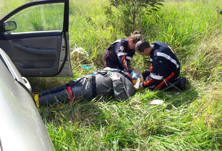Cônego Antonio Tombolato fica ferido após acidente na Avenida Morumbi