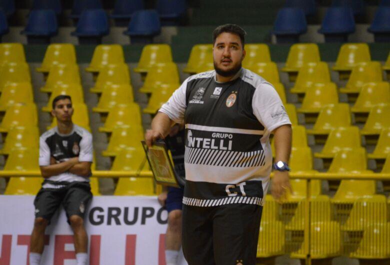 São Carlos quer esquecer o 'tropeço' e focar vitória e reação na Liga Nacional